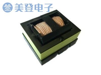 高频变压器双槽EC