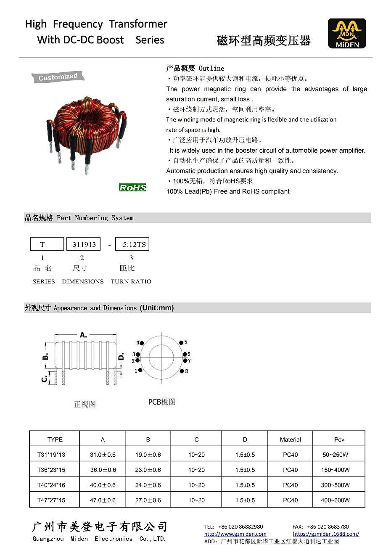 网站资料变压器 磁环系列 _00