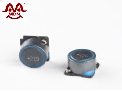 贴片磁屏蔽电感DBR6025--1275