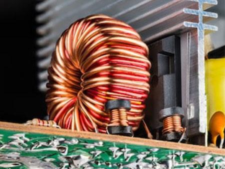 美登电子-国光一体成型电感应用案例
