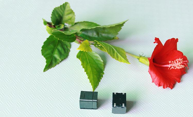 美登电子-安居宝插件屏蔽电感应用案例