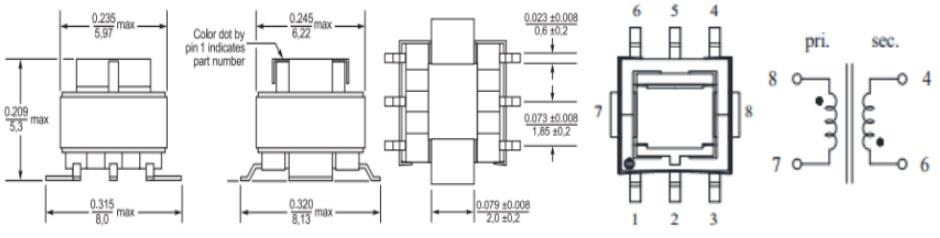 EE5.0互感器