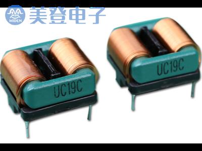 扁平线共模滤波电感UC系列